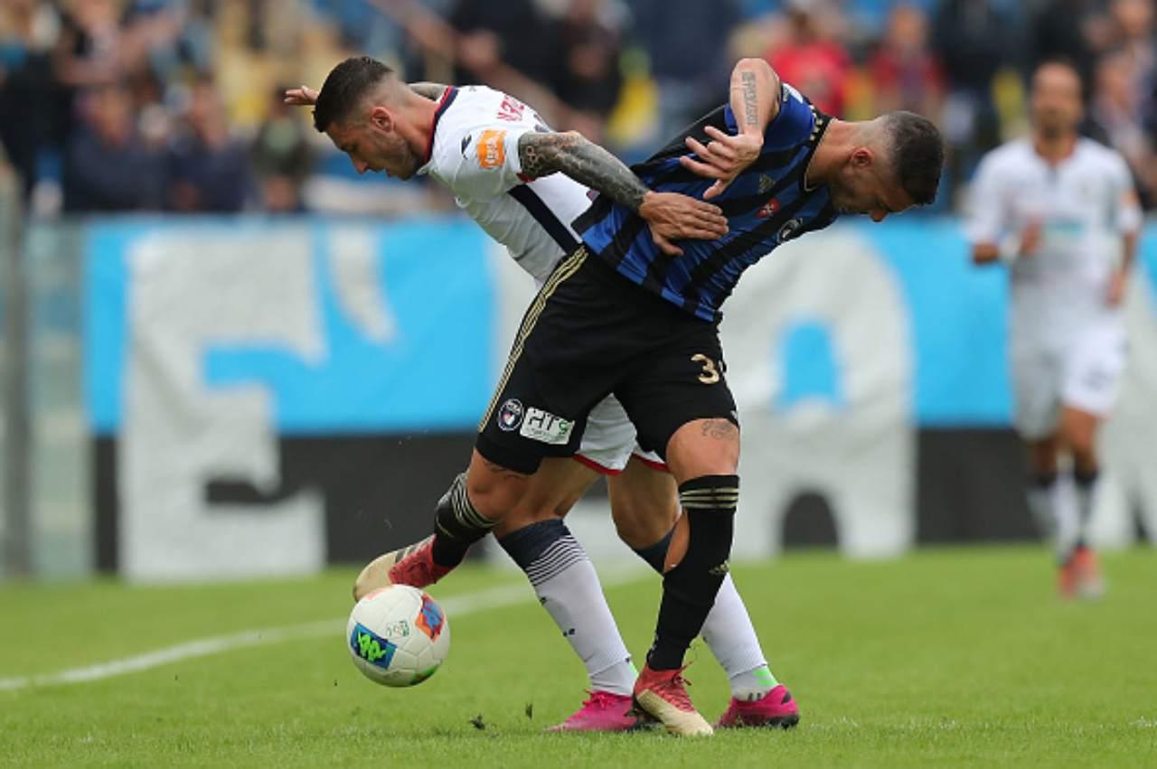 Marrone Serie A Verona Crotone