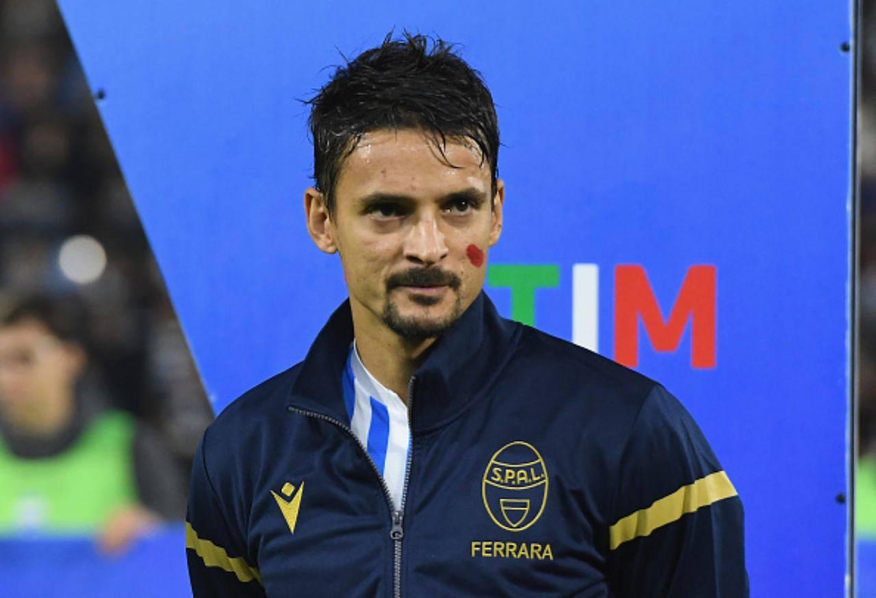 Spal Benevento Felipe