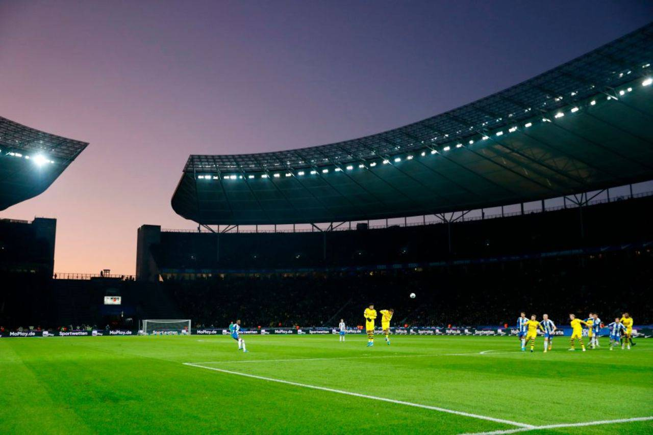 Serie B tedesca, Hubers positivo al Coronavirus