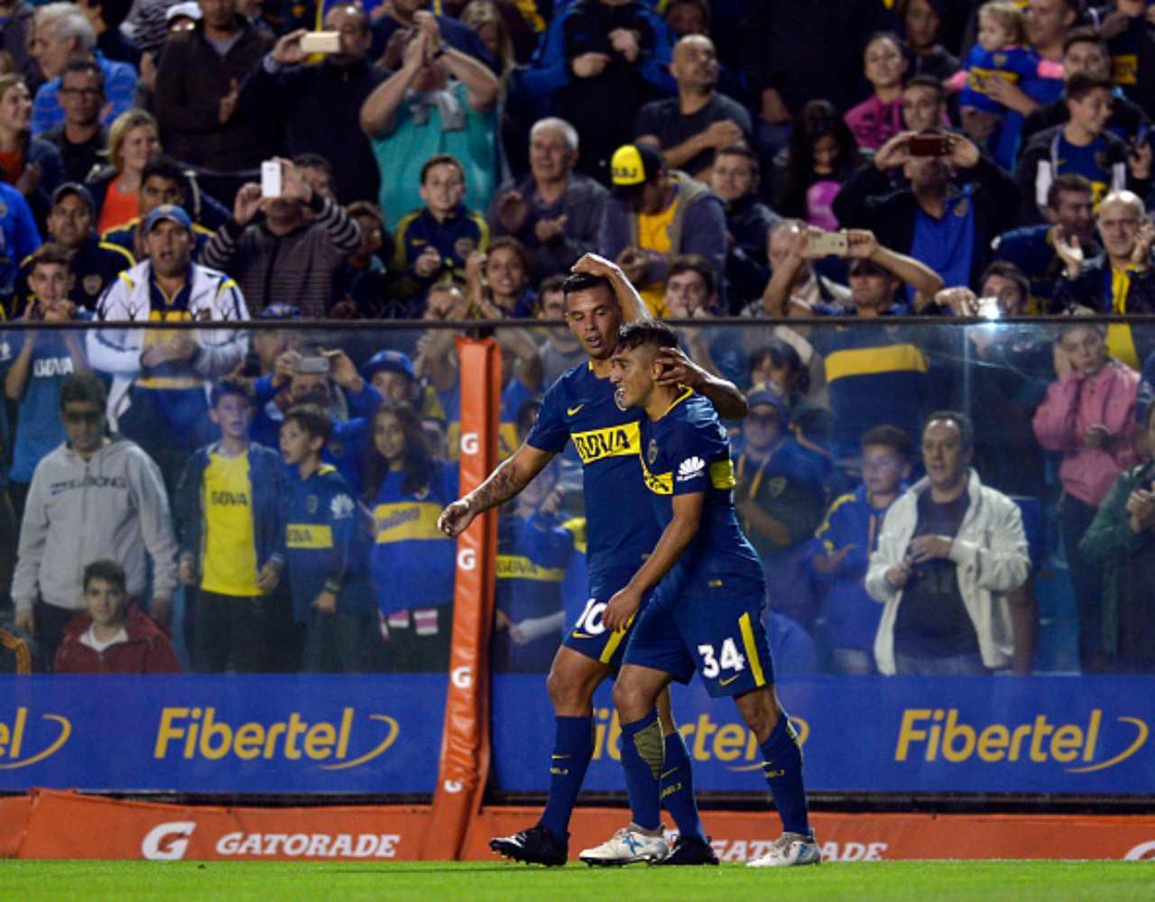 Juventus Vadalà Boca Juniors