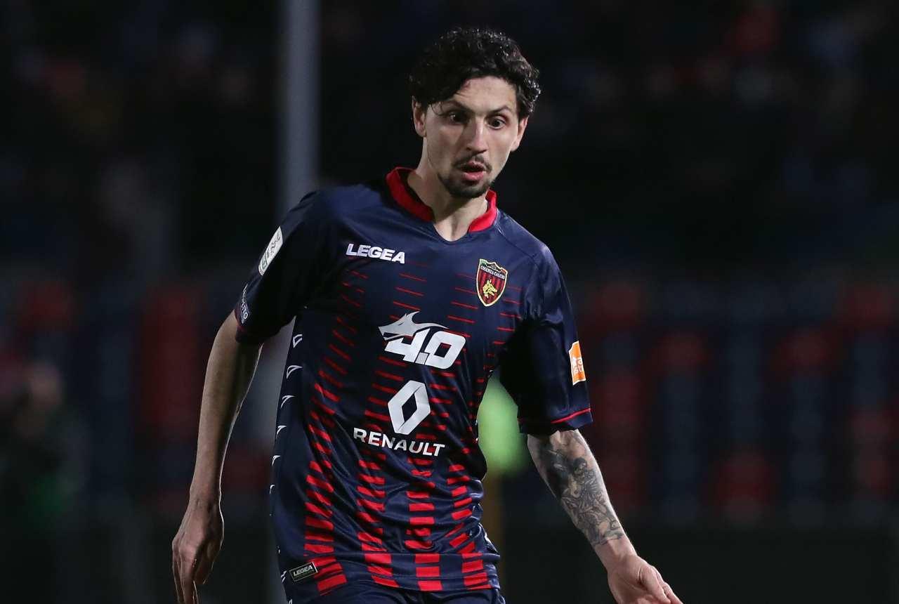 Tommaso D'Orazio Cosenza Calcio
