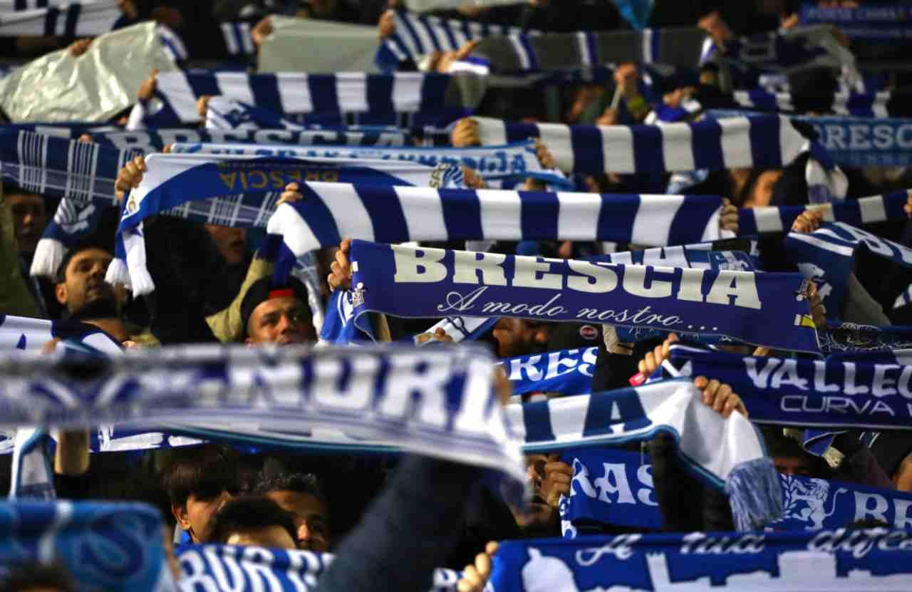 Tifosi Brescia