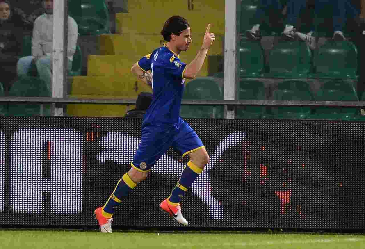 Calciomercato, sogno dalla Serie C: Catanzaro su Cacia