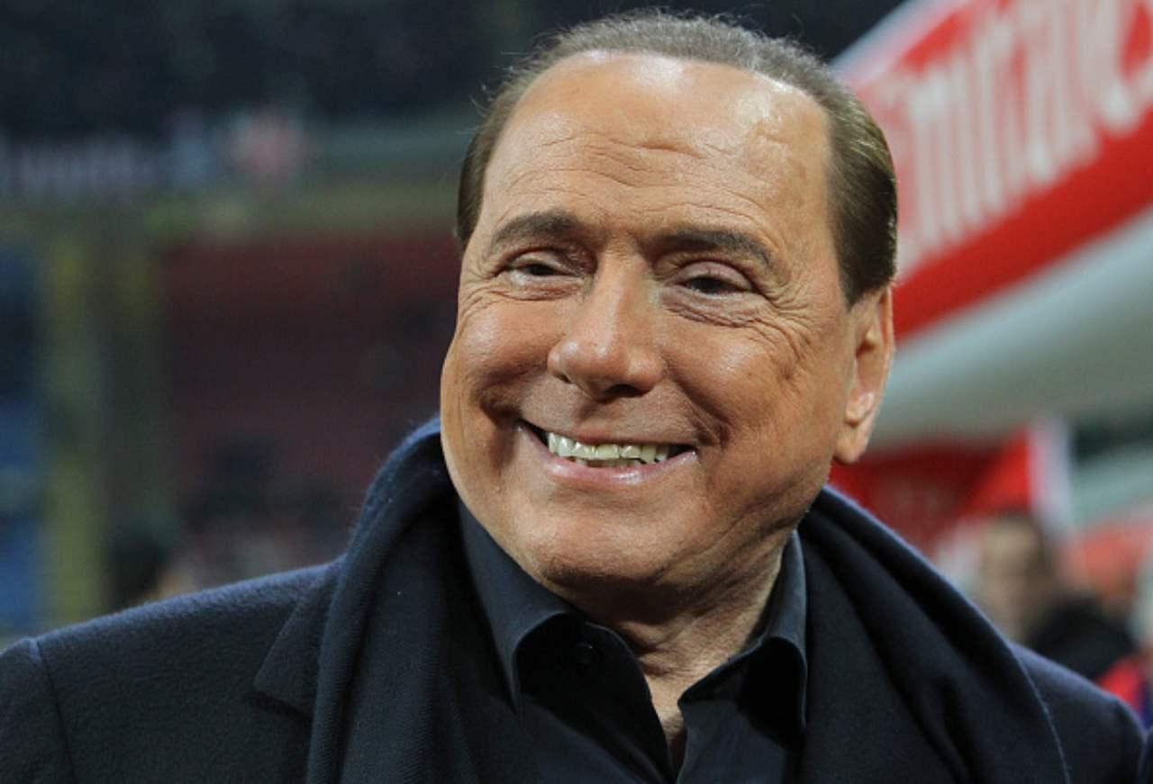 Monza Pazzini Berlusconi
