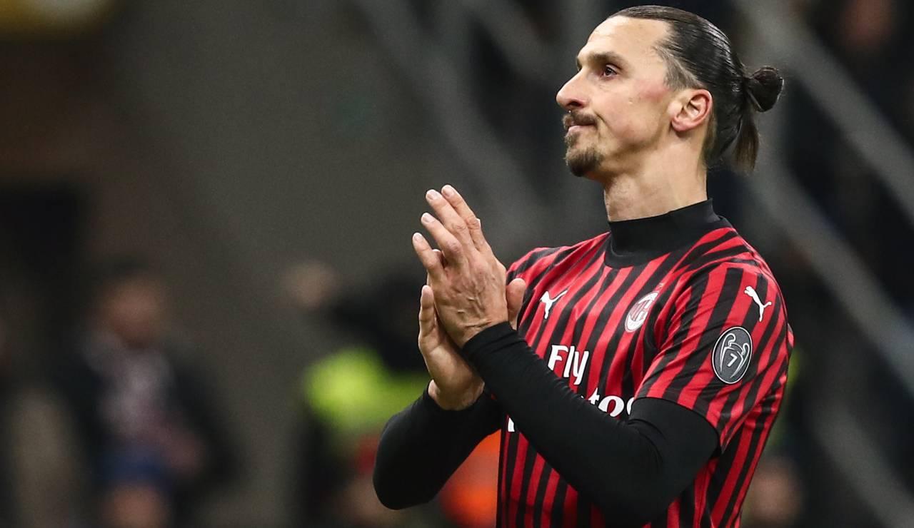 Benevento Ibrahimovic Llorente Quagliarella