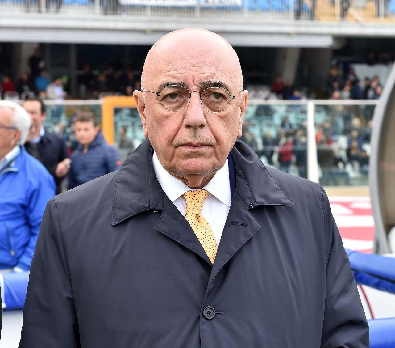 Galliani Monza calciomercato