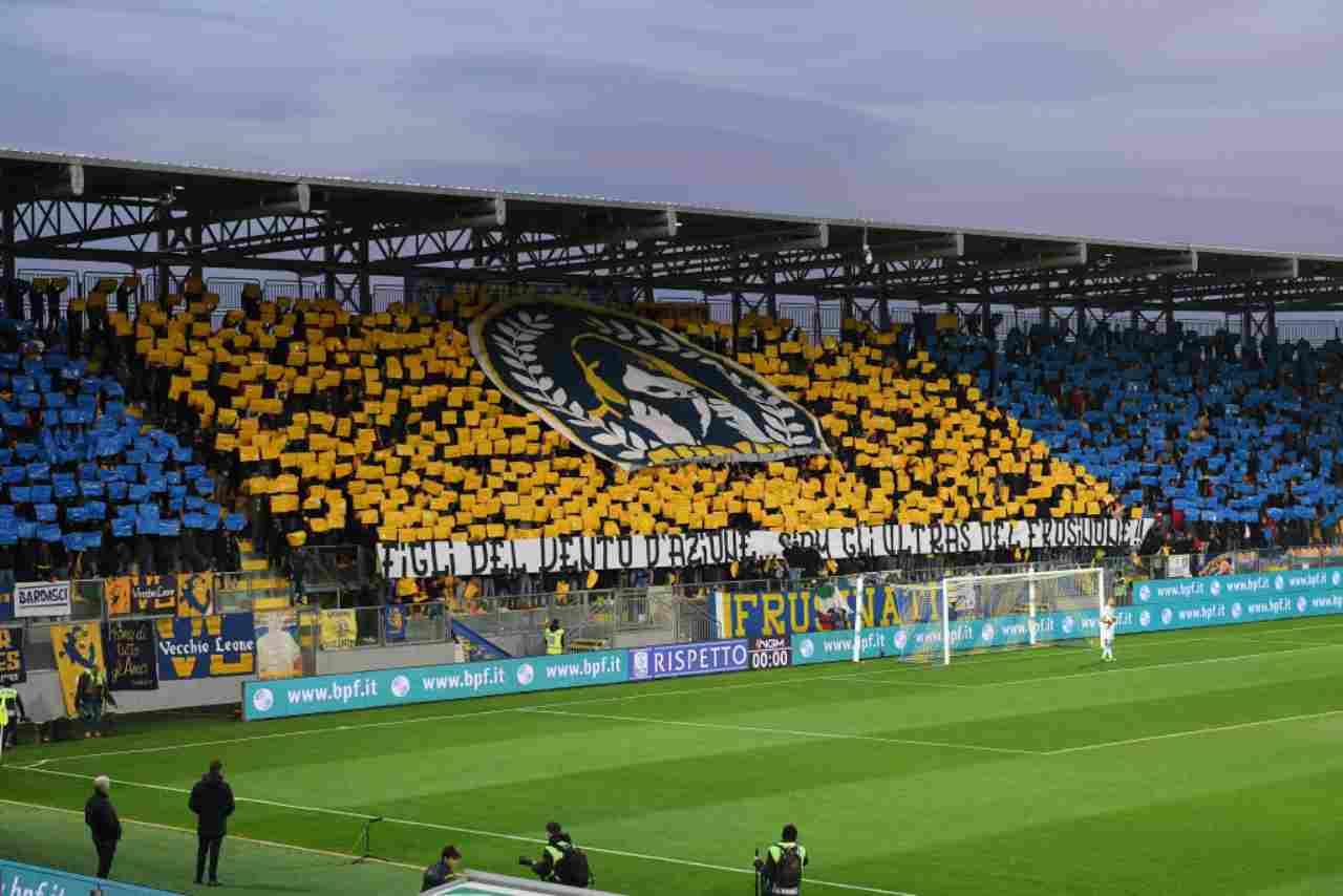 Cittadella-Frosinone 2-3 dts: Ciano all'ultimo secondo regala la semifinale