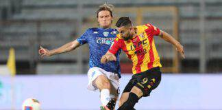 Benevento Salernitana Coda