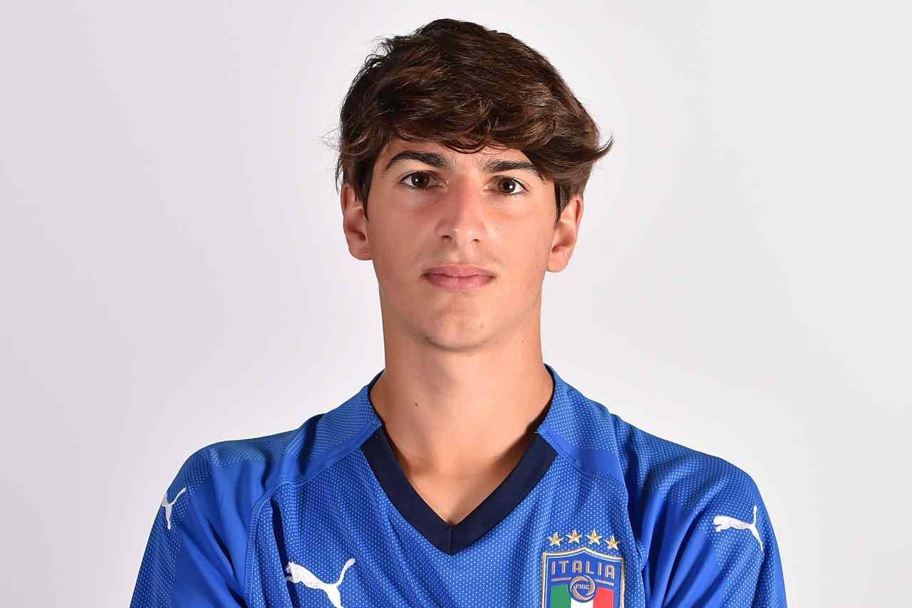 Tommaso Barbieri Juventus U23