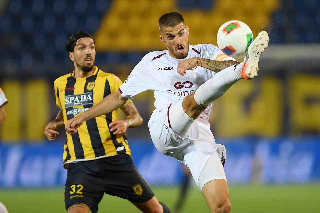 Calciomercato Livorno: Monza, Reggina e Brescia su Bogdan