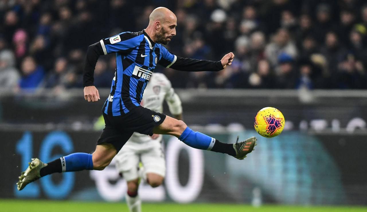Inter Borja Valero Benevento