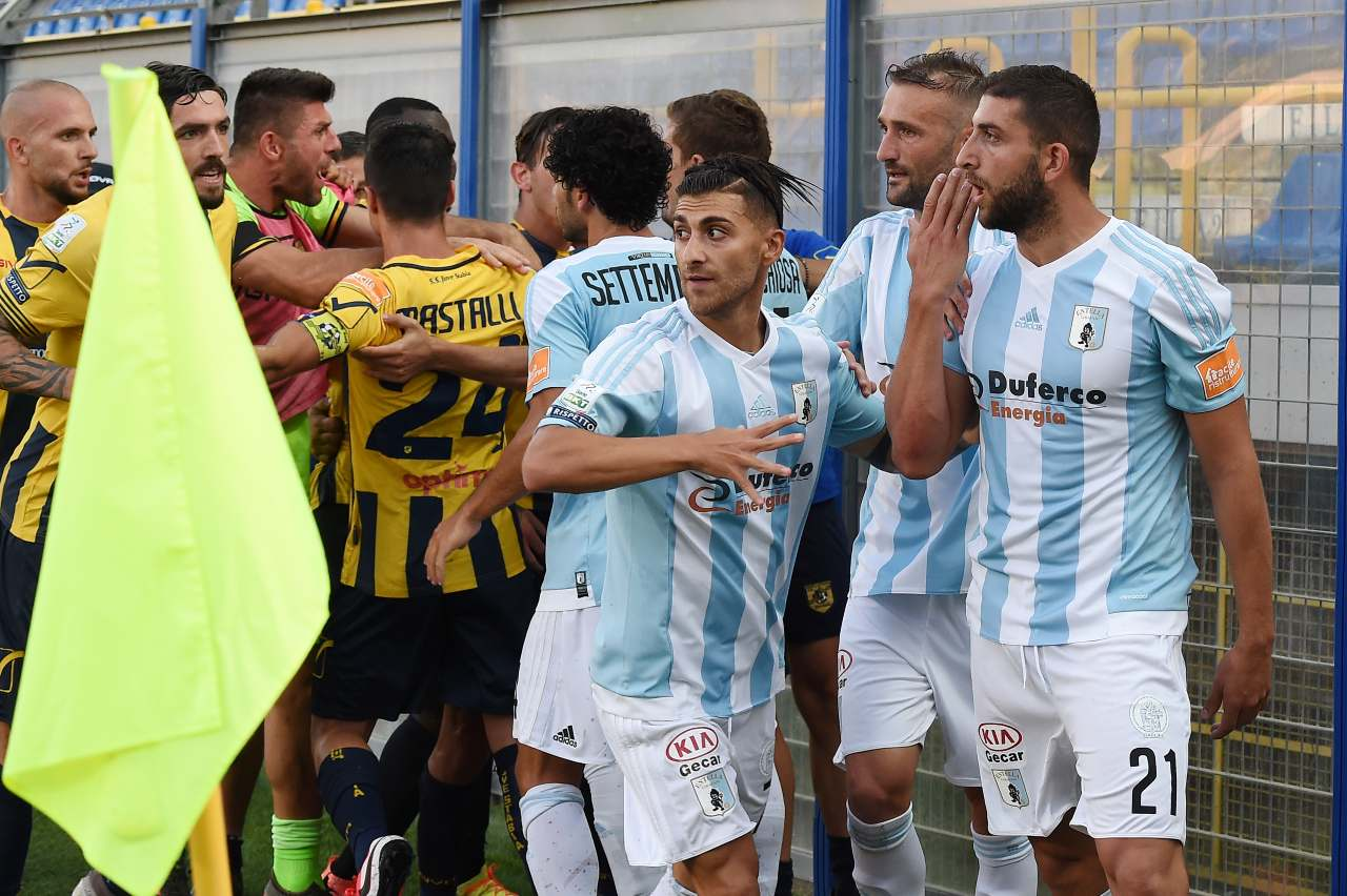 Juve Stabia Entella