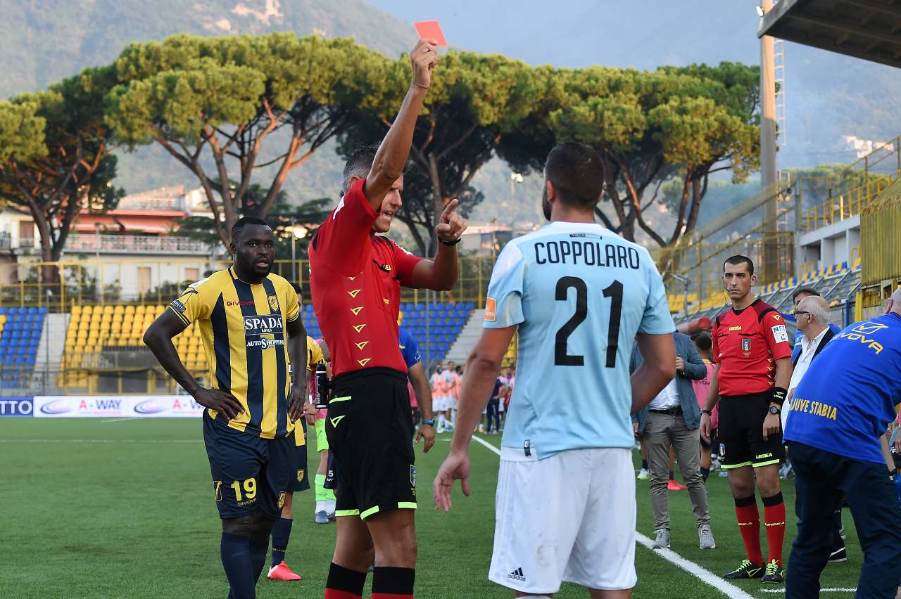 Juve Stabia-Entella
