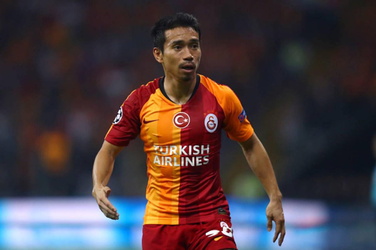 Nagatomo Benevento Galatasaray