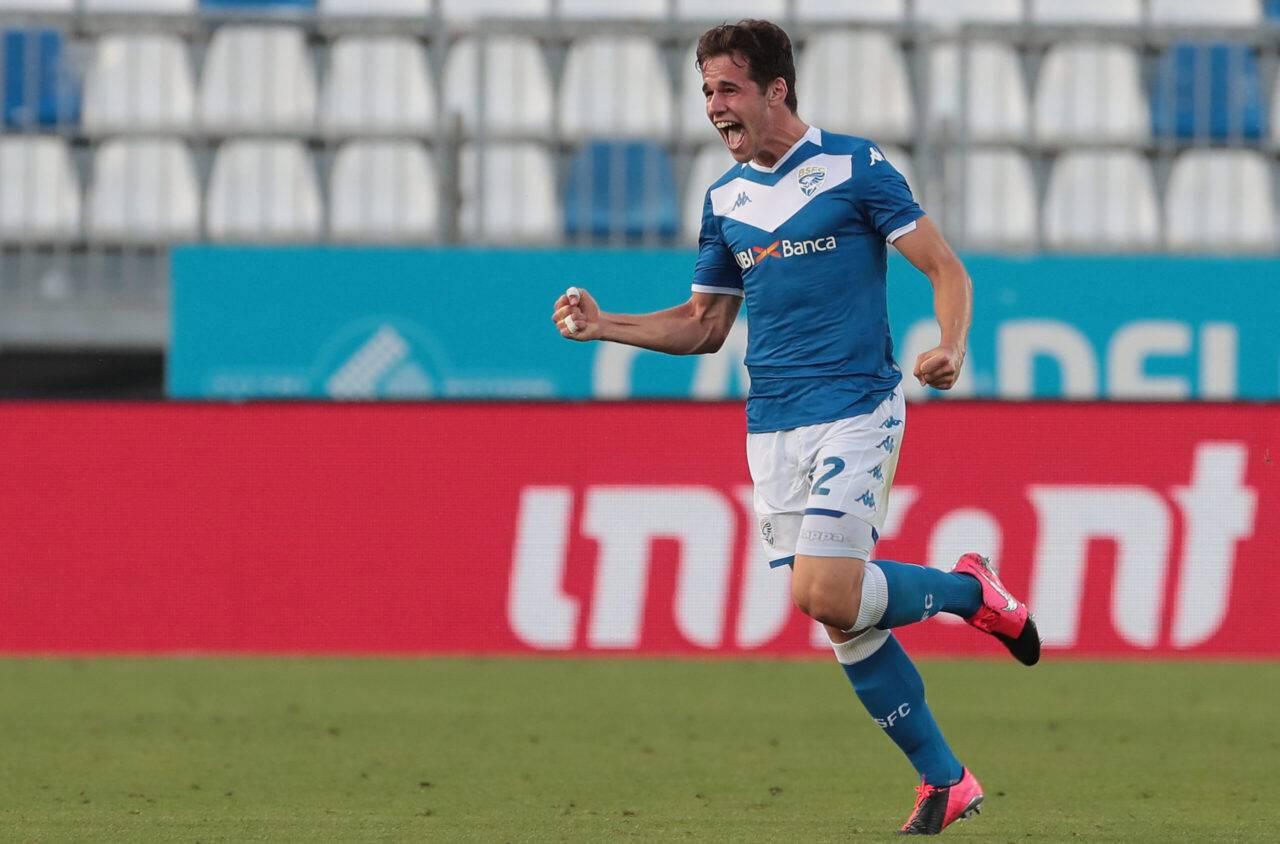 Milan Tonali Papetti Inter Brescia