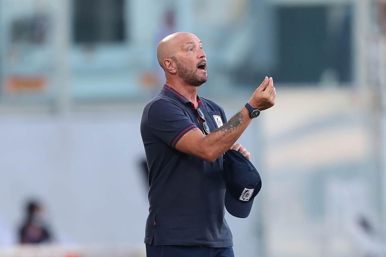 Calcio: Gotti si gode vittoria e salvezza dell'Udinese