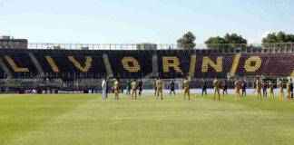 Serie B Livorno retrocesso