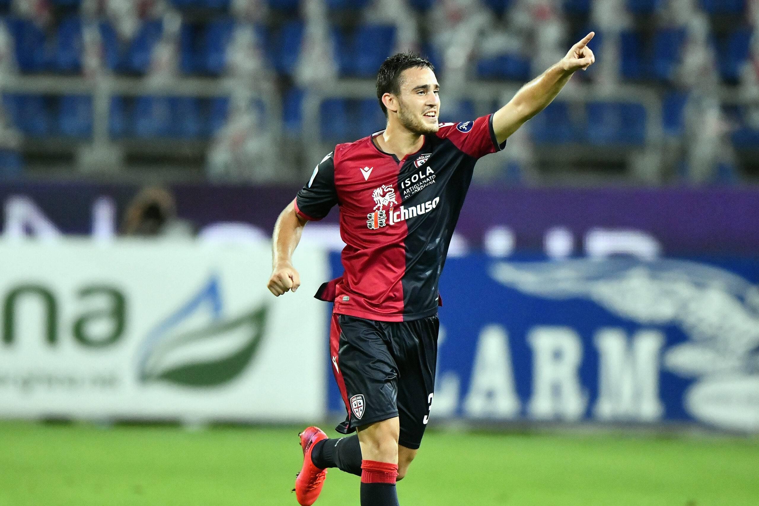 Luca Gagliano, obiettivo del calciomercato del Brescia