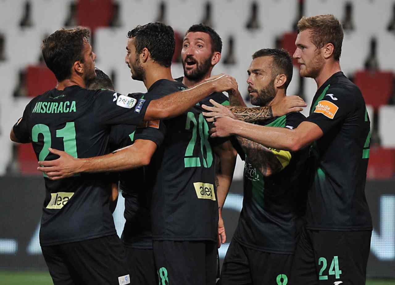 Playoff Serie B Pordenone Frosinone