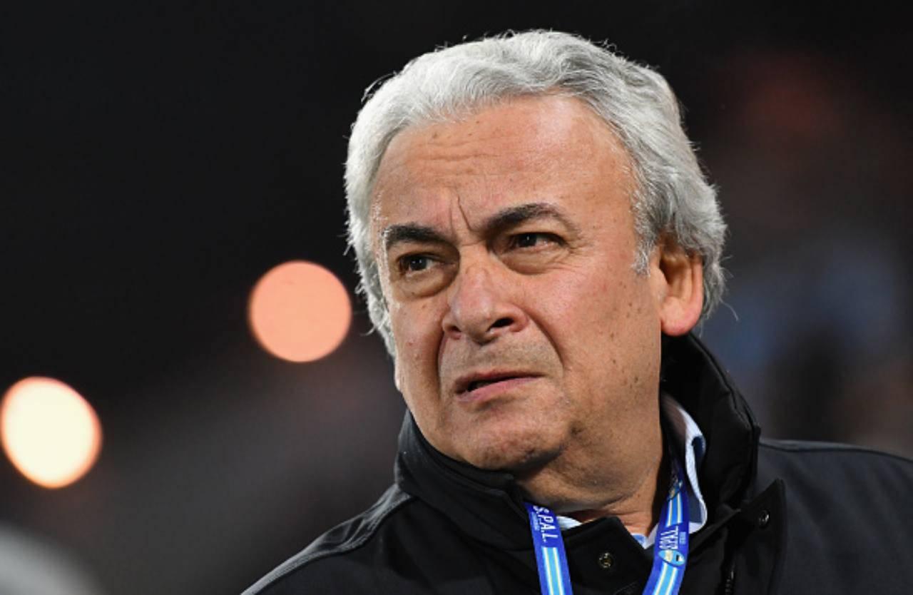 Spal Bonifazi Brignola Ranieri