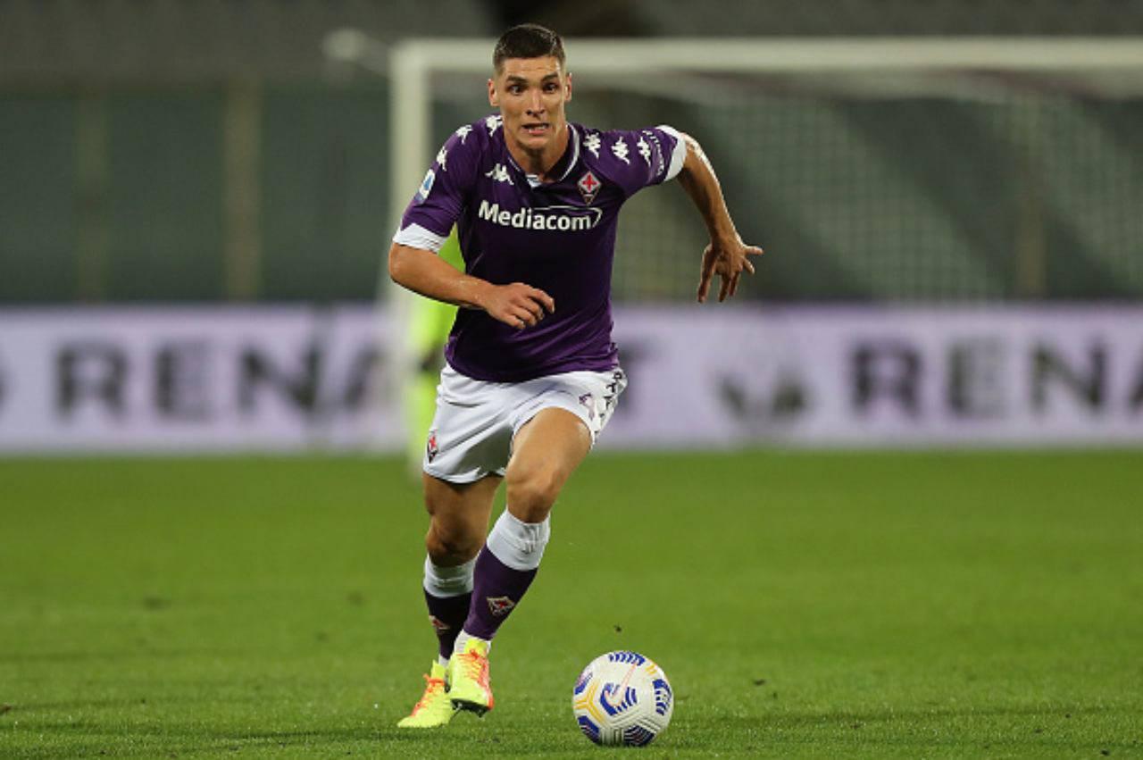 Brescia Cistana Fiorentina Milenkovic
