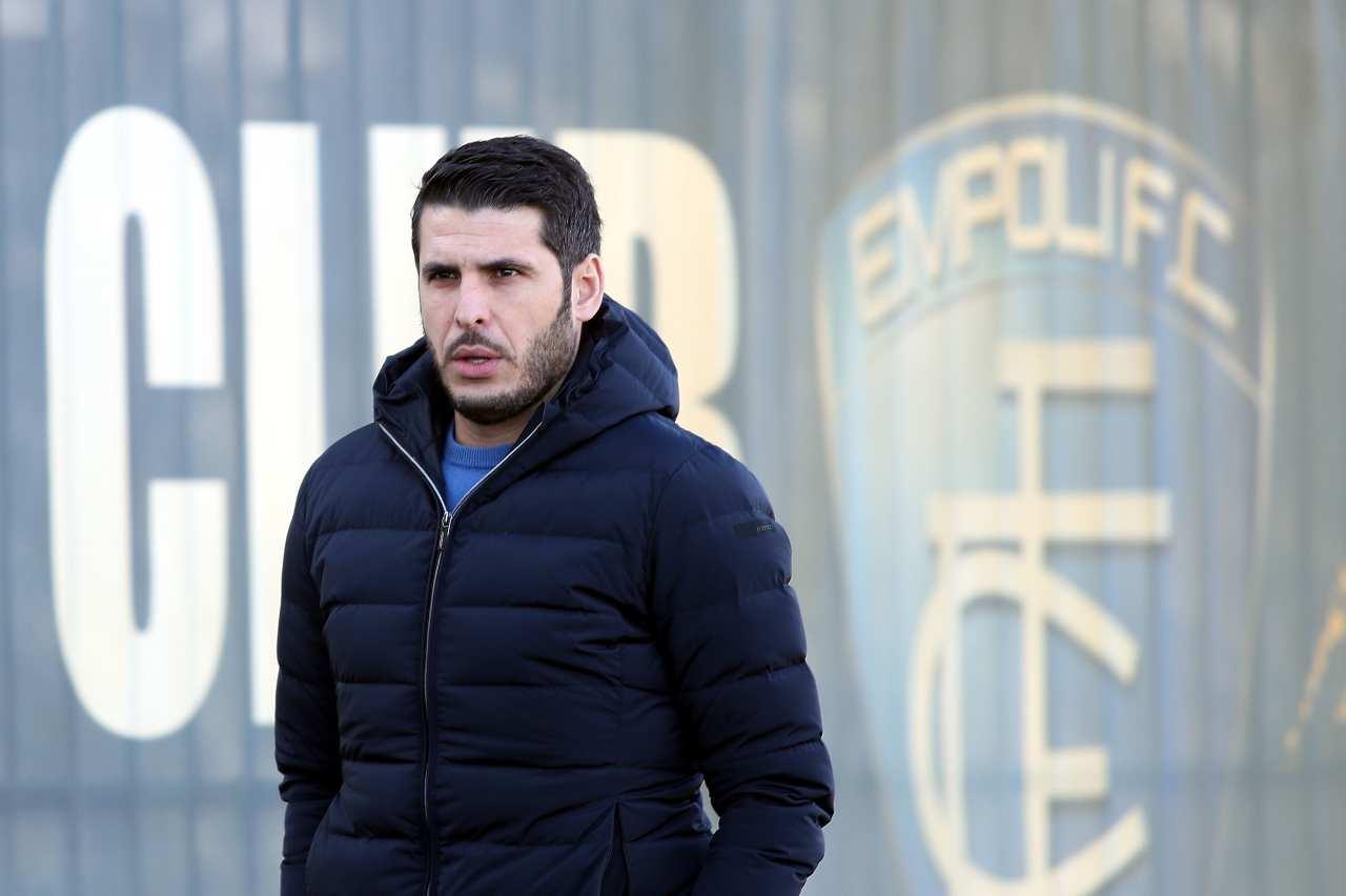 Pietro Accardi calciomercato Empoli