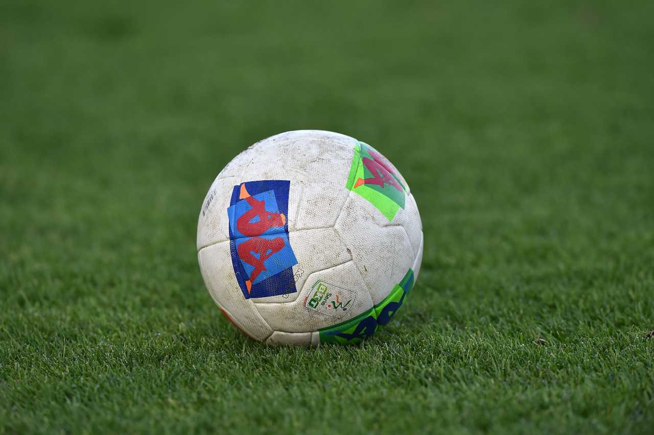 Pallone serie b (getty images)