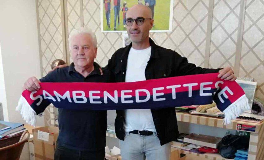Sambenedettese, ufficiale addio Zingarelli: torna Montero