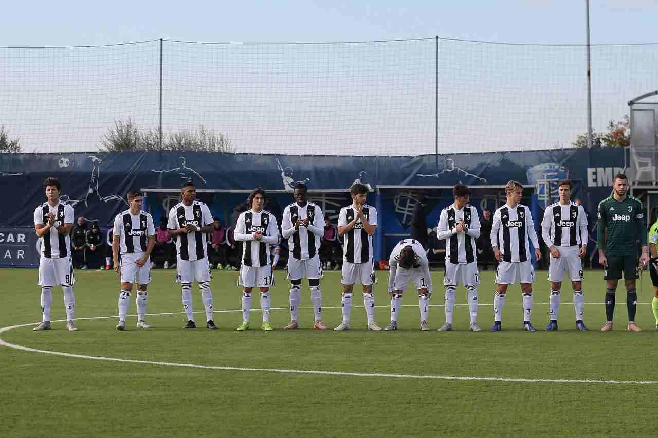 Juventus U19 (getty images)