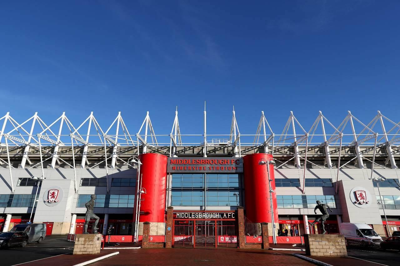 Middlesbrough Mandzukic