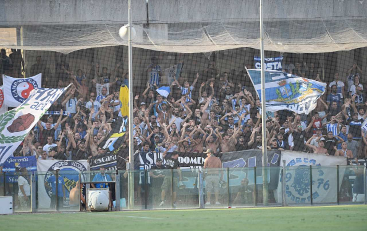 Bocchetti Pescara ritiro