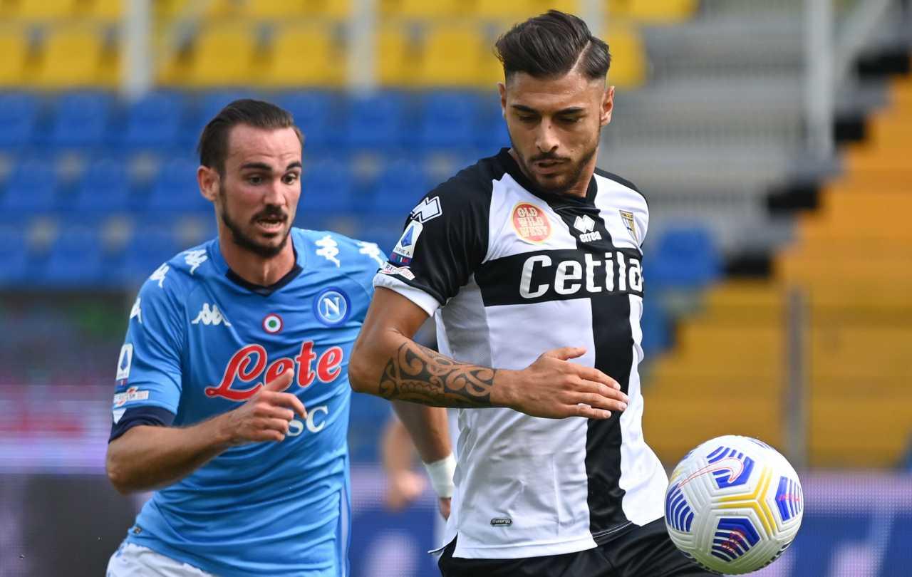 Calciomercato Parma, Pezzella nel mirino del Porto   Le cifre