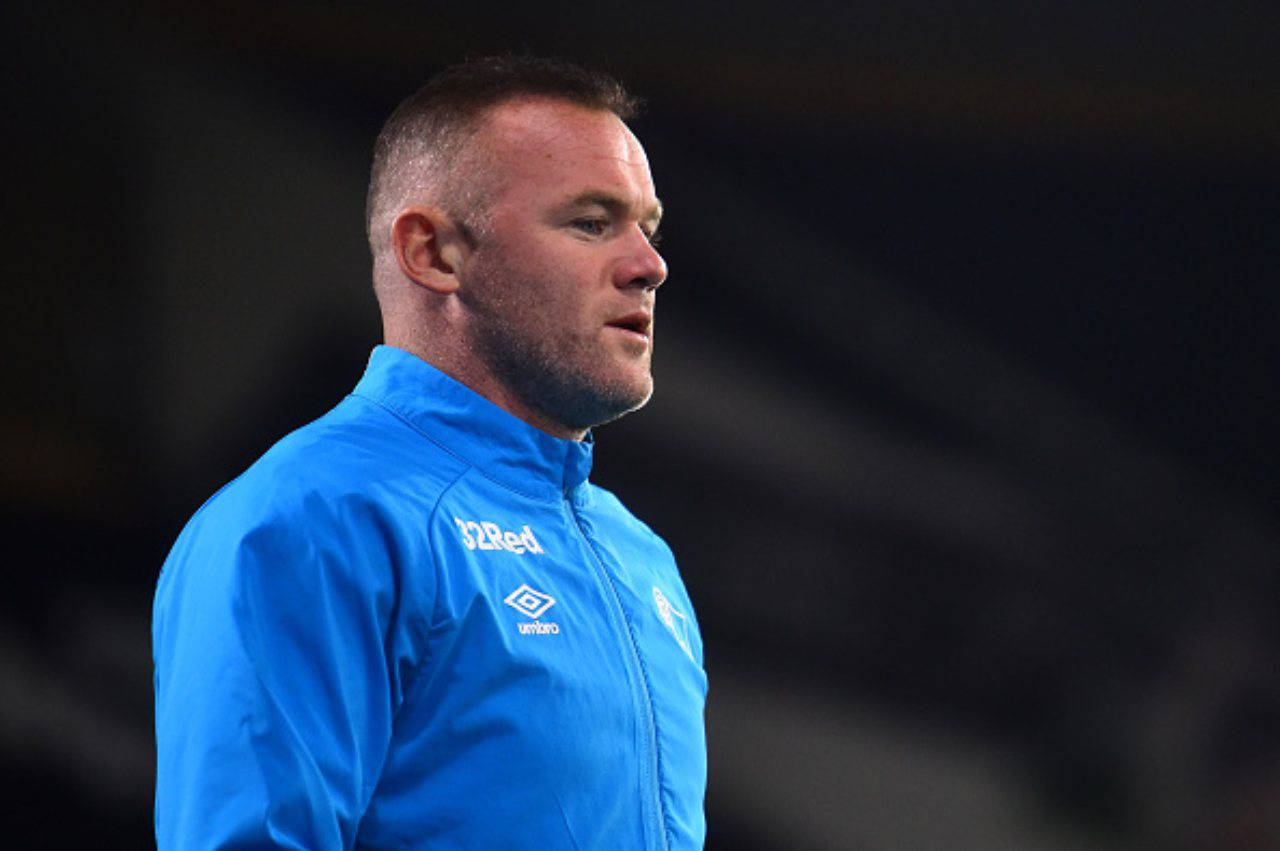 Derby County Rooney Terry