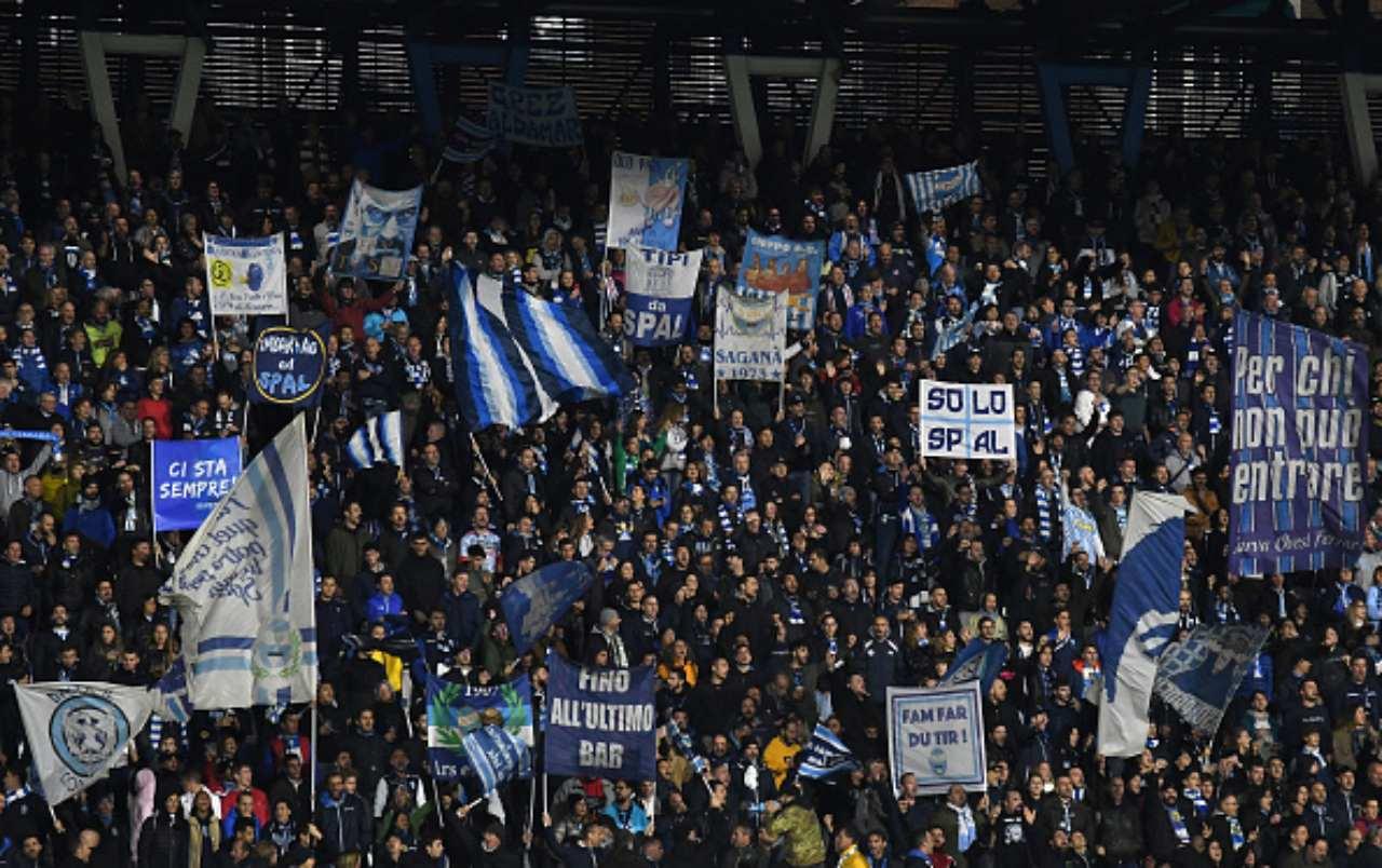 Spal Monza Coppa Italia