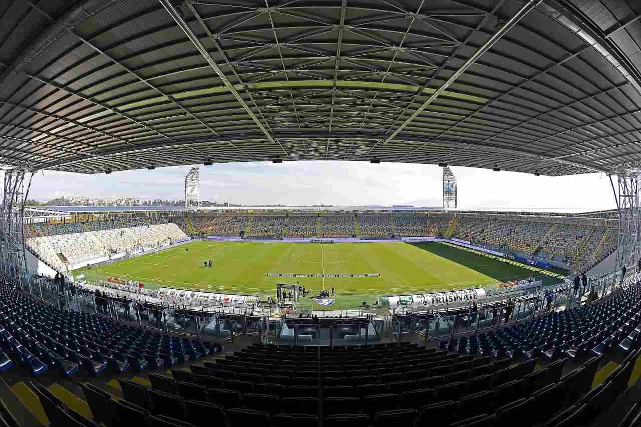Stadio Benito Stirpe Frosinone (getty images)