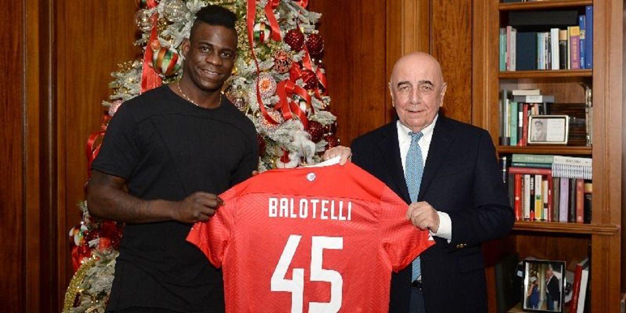 Monza-Salernitana Balotelli