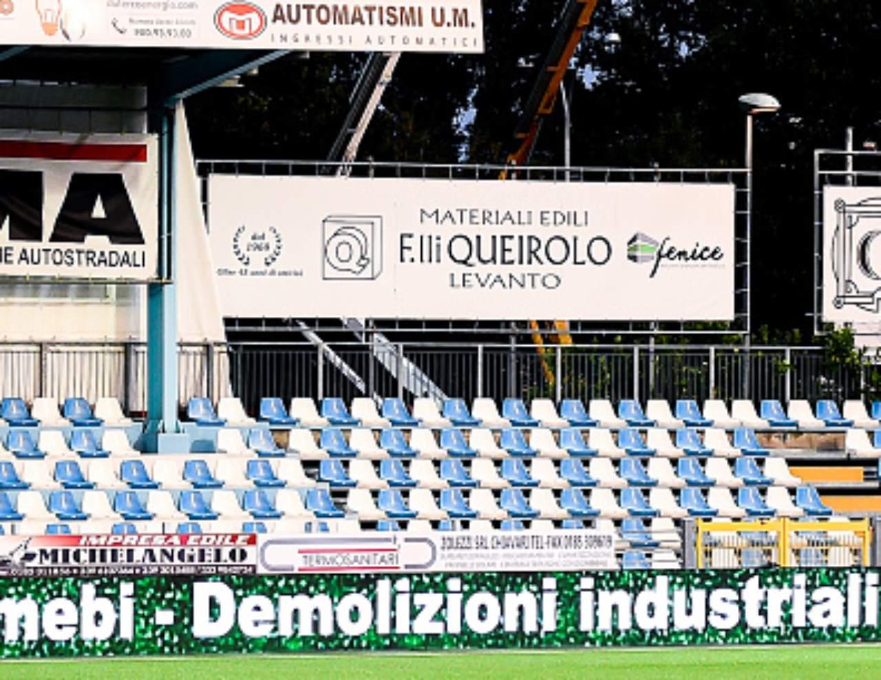 Calciomercato Entella, UFFICIALE: ceduto Petrovic alla Lucchese