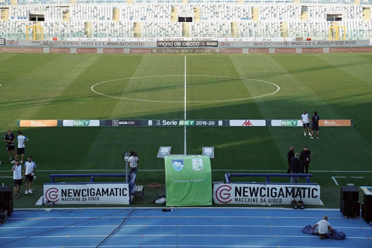 Pescara Sebastiani Serie B