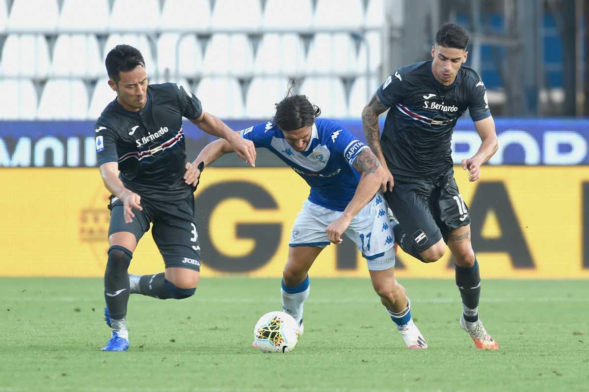 TMW - Sampdoria, depositato nella notte il contratto di Torregrossa: i dettagli