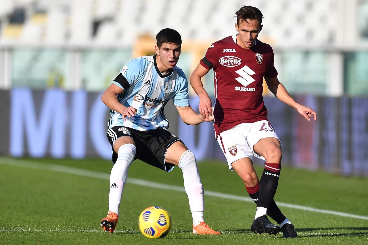 Calciomercato Reggina, colpo Edera dal Torino: è UFFICIALE
