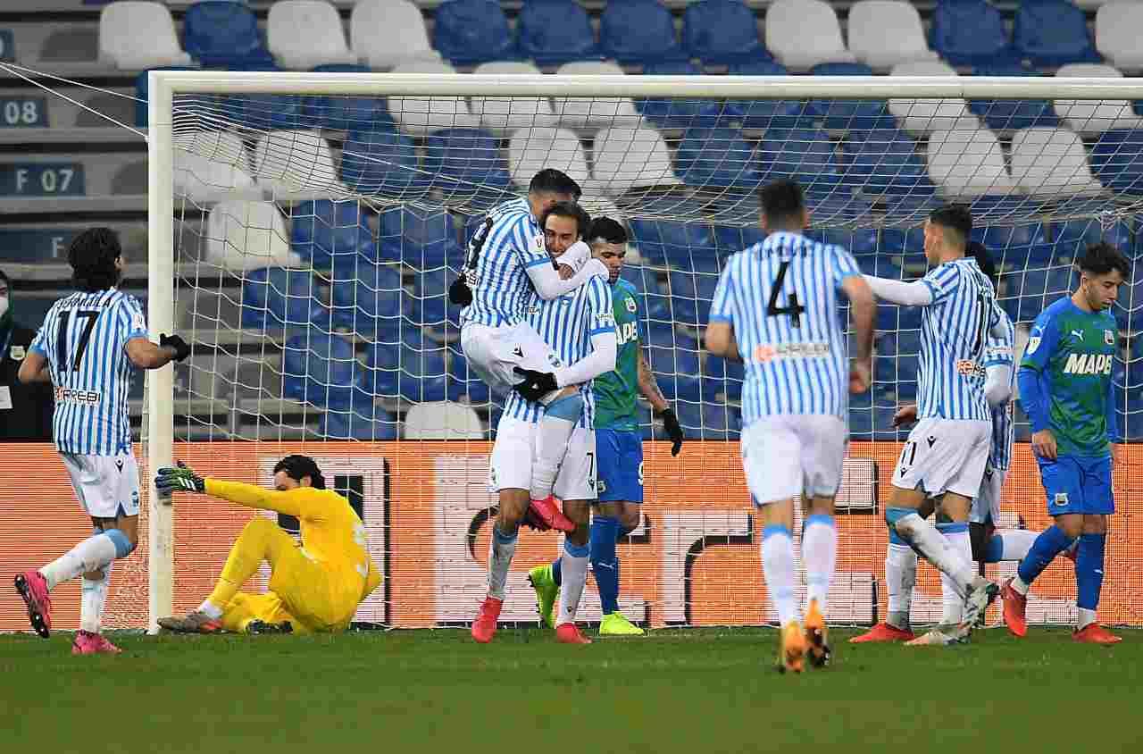 Calciomercato Spal, in arrivo Colombo dal Milan