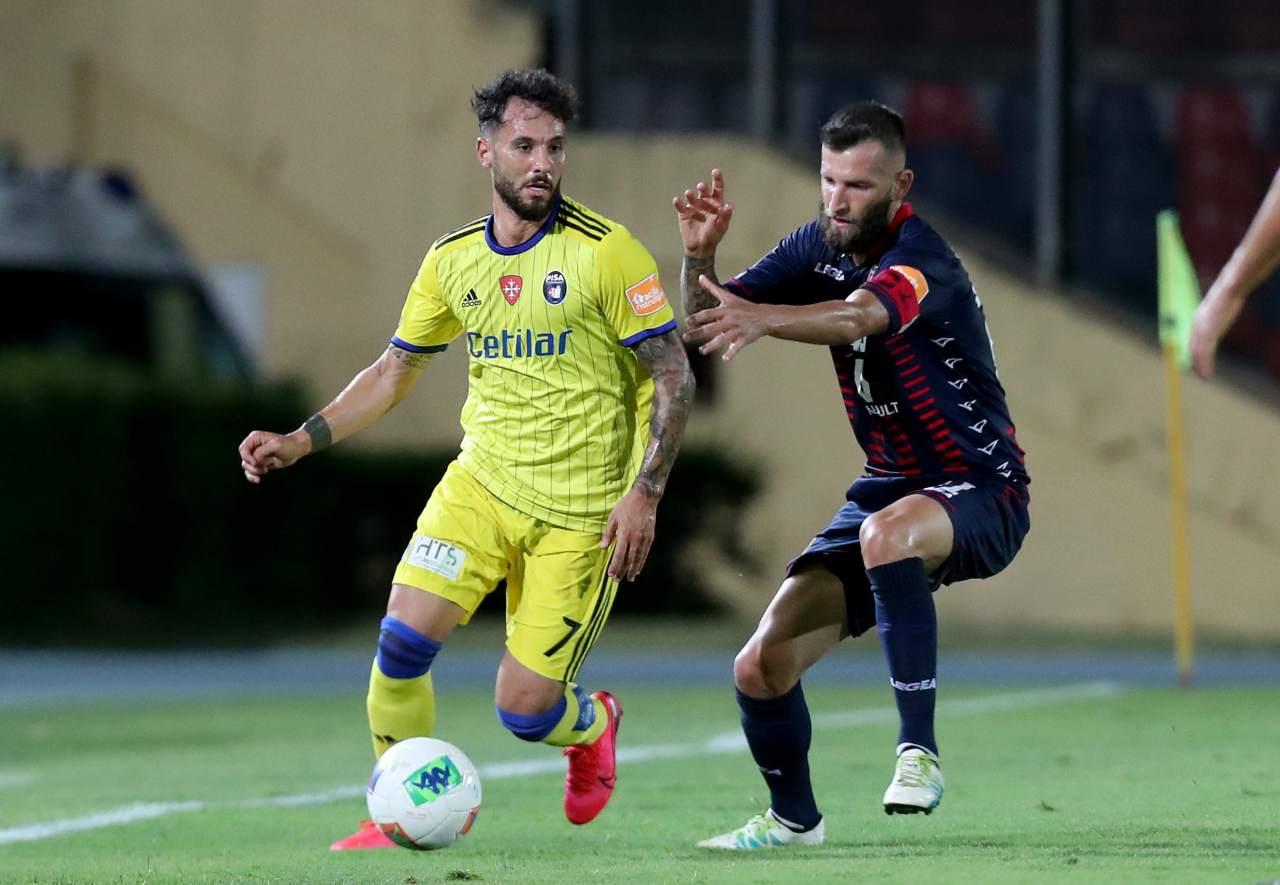 Calciomercato Cosenza, UFFICIALE: Bruccini all'Alessandria