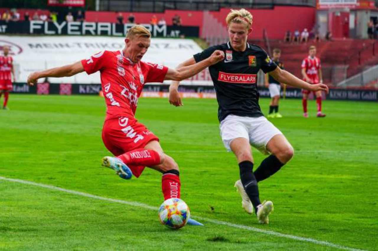 Morten Hjulmand calciomercato Lecce