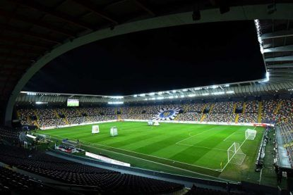 Serie A Diaw Udinese Pordenone