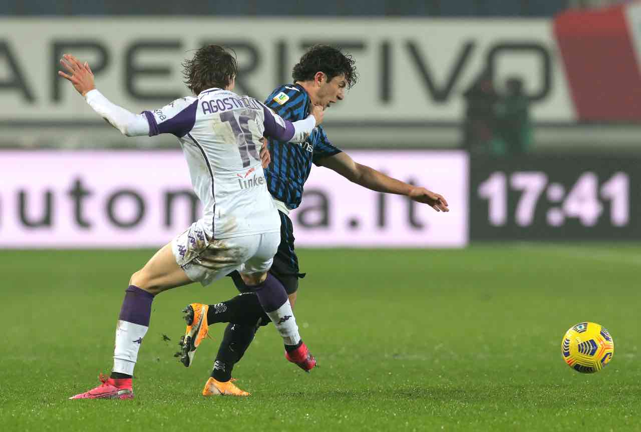 Agostinelli Fiorentina Primavera