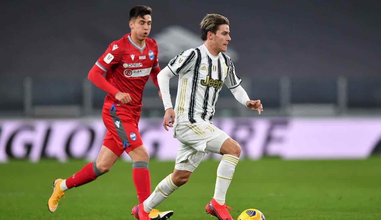 Serie B Juventus Pirlo Fagioli