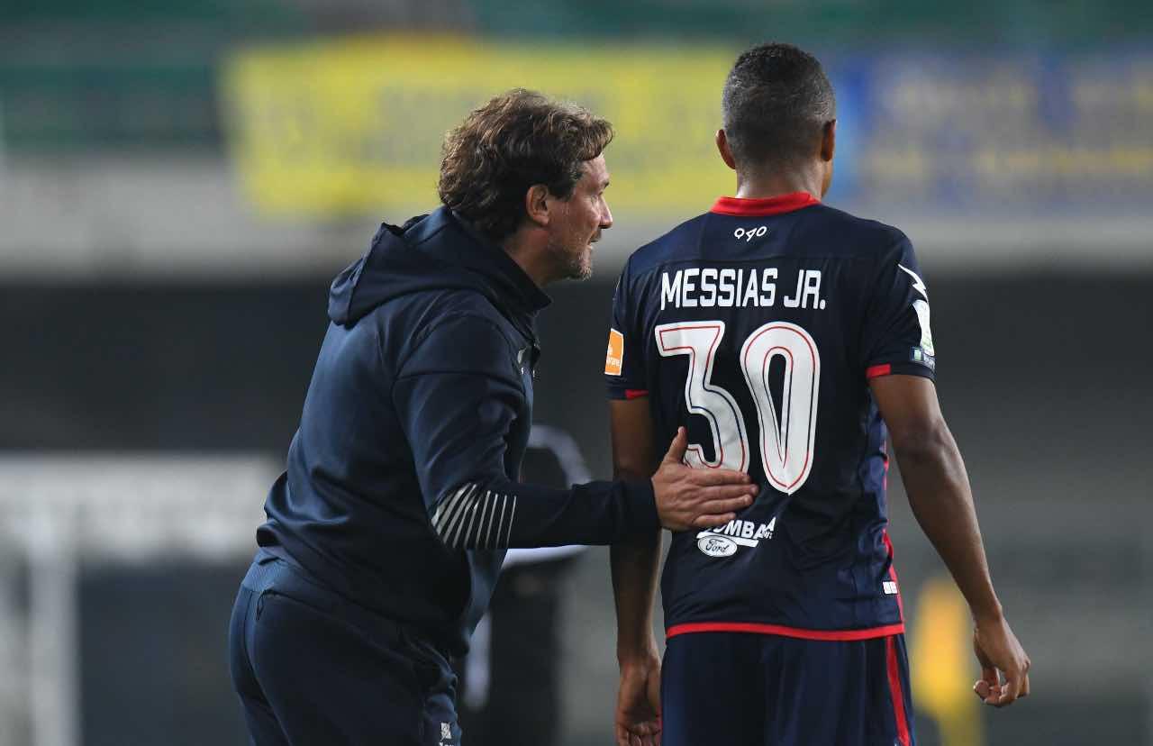 Junior Messias Crotone calciomercato