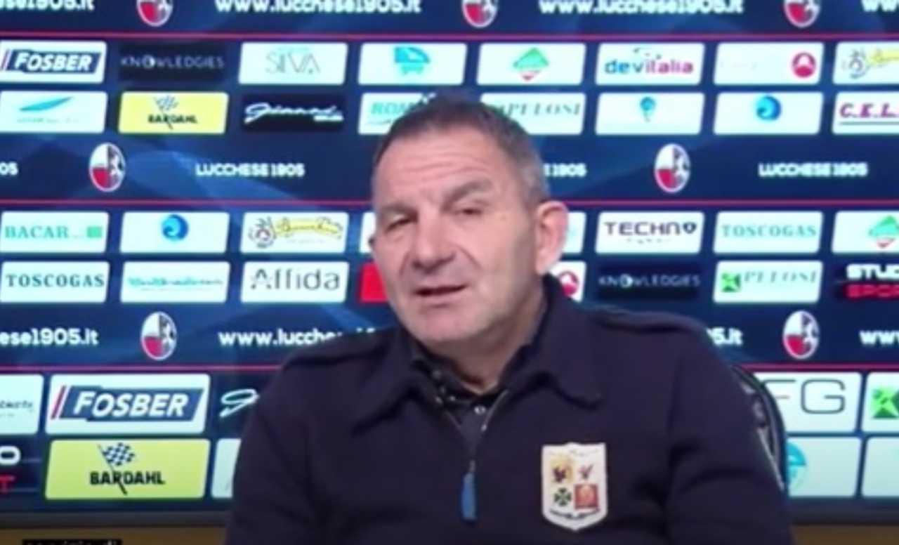 """Serie C, il Presidente Russo della Lucchese annuncia: """"Crediamo nel miracolo"""""""