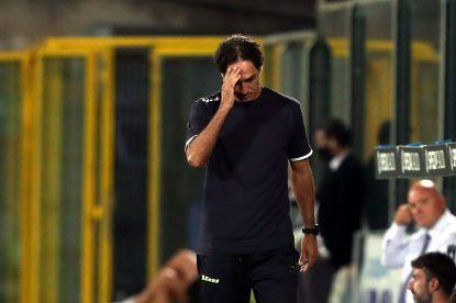 Serie B, Cremonese-Frosinone 0-4: la situazione di Nesta dopo il KO