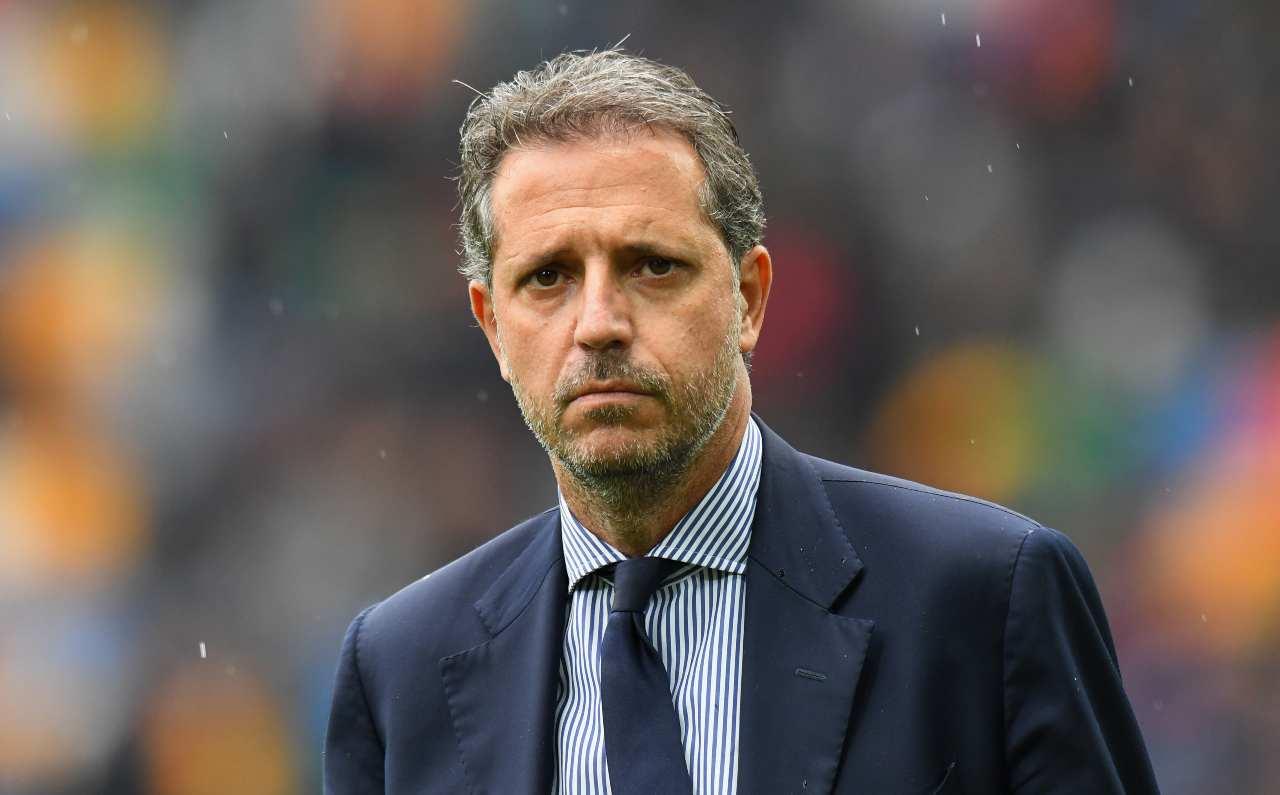Calciomercato Juventus, Paratici e i possibili assalti a Dragusin